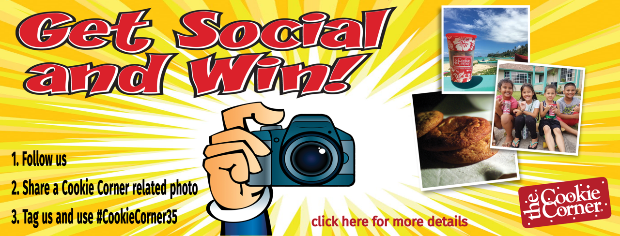 Get Social and Win!
