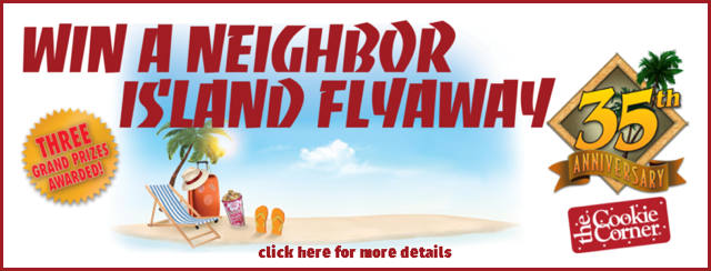 Win a Neighbor Island Flyaway